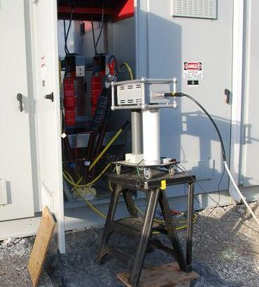 partial discharge testing
